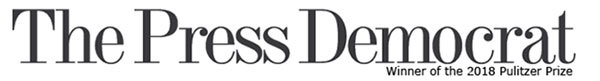 Press Democrat Logo